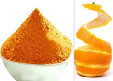Pasta kulit jeruk