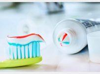 Menghilangkan jerawat dengan pasta gigi